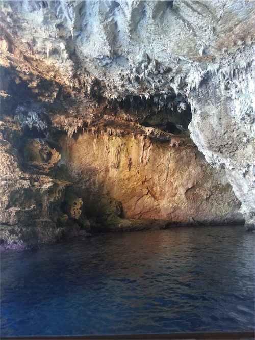 Little Cave On The Coast (Souyh Side)